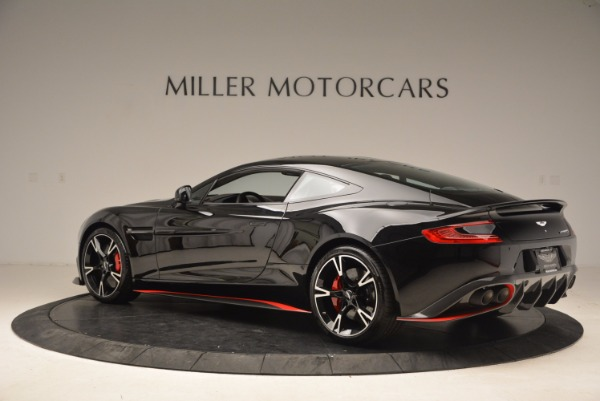 Used 2018 Aston Martin Vanquish S for sale Sold at McLaren Greenwich in Greenwich CT 06830 4
