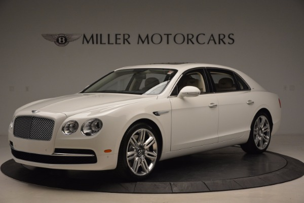 New 2017 Bentley Flying Spur W12 for sale Sold at McLaren Greenwich in Greenwich CT 06830 2