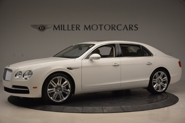 New 2017 Bentley Flying Spur W12 for sale Sold at McLaren Greenwich in Greenwich CT 06830 3
