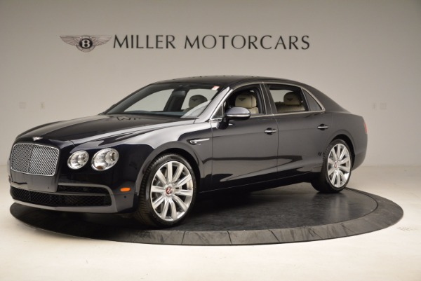 Used 2017 Bentley Flying Spur V8 for sale Call for price at McLaren Greenwich in Greenwich CT 06830 2