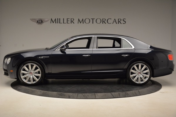 Used 2017 Bentley Flying Spur V8 for sale Call for price at McLaren Greenwich in Greenwich CT 06830 3