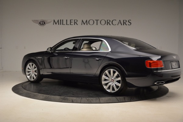 New 2017 Bentley Flying Spur V8 for sale Sold at McLaren Greenwich in Greenwich CT 06830 4