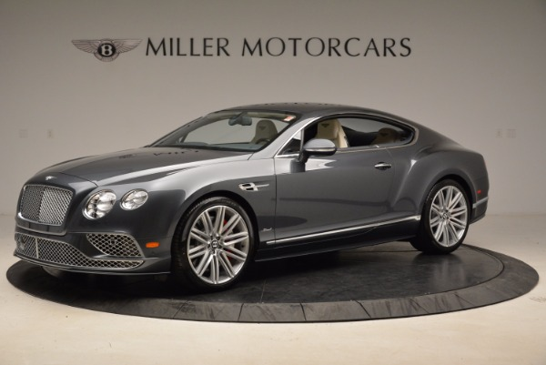 New 2017 Bentley Continental GT Speed for sale Sold at McLaren Greenwich in Greenwich CT 06830 2