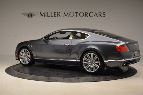 New 2017 Bentley Continental GT Speed for sale Sold at McLaren Greenwich in Greenwich CT 06830 4