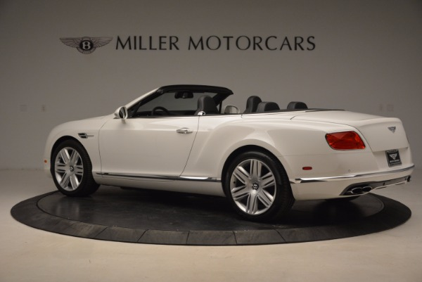 Used 2016 Bentley Continental GT V8 for sale Sold at McLaren Greenwich in Greenwich CT 06830 4