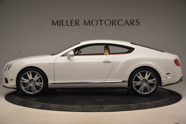 Used 2014 Bentley Continental GT V8 S for sale Sold at McLaren Greenwich in Greenwich CT 06830 3