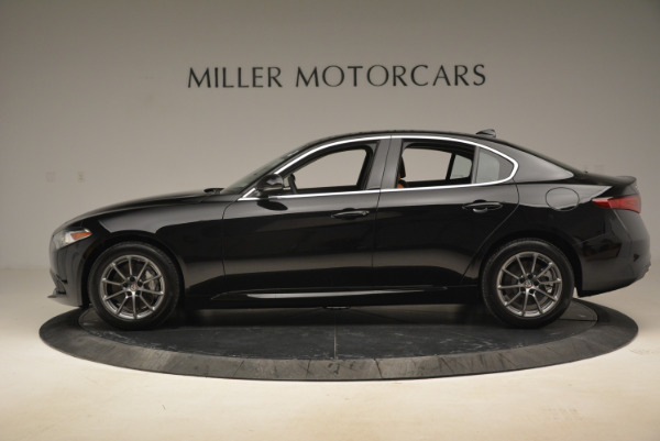 New 2018 Alfa Romeo Giulia Q4 for sale Sold at McLaren Greenwich in Greenwich CT 06830 3
