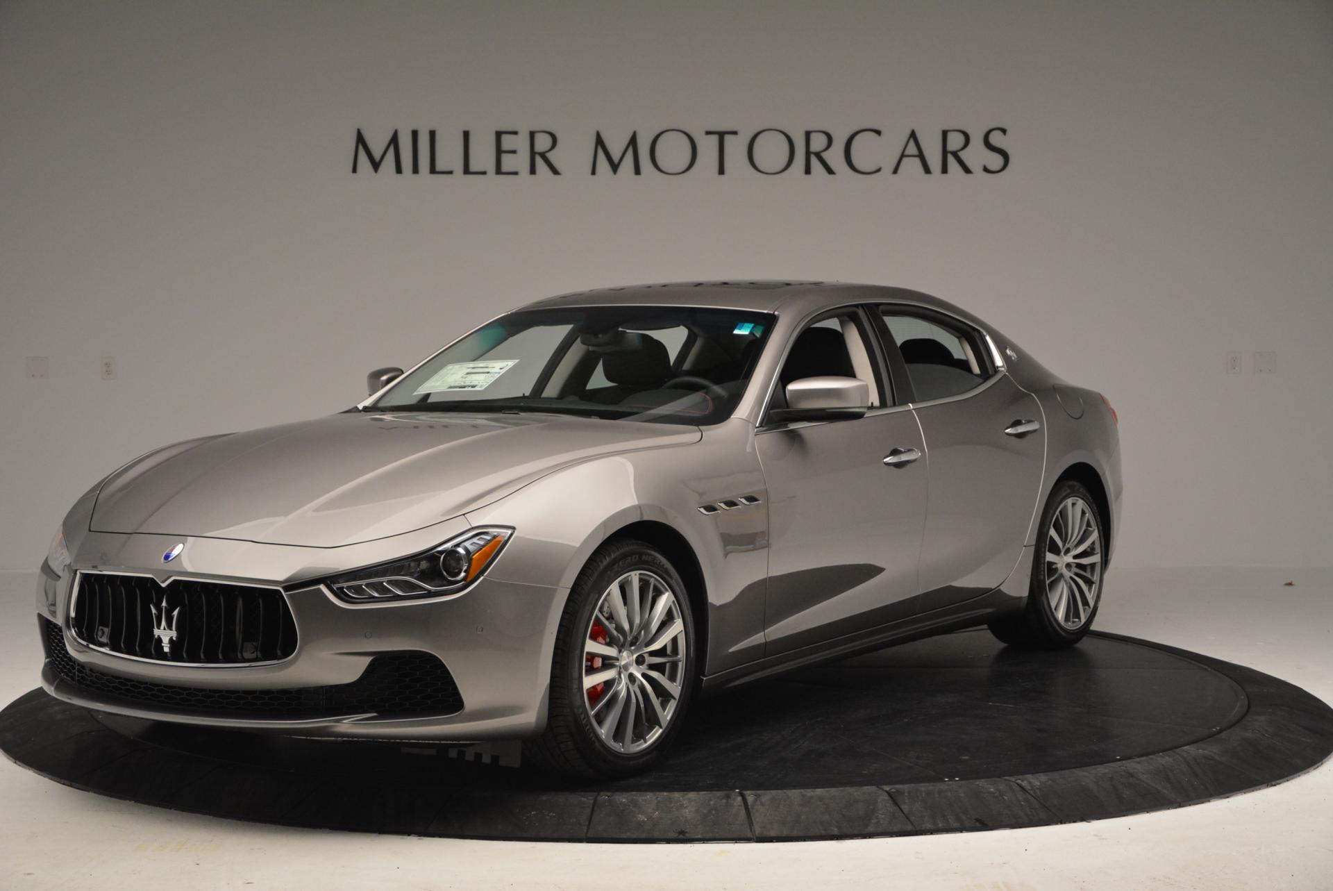 New 2016 Maserati Ghibli S Q4 for sale Sold at McLaren Greenwich in Greenwich CT 06830 1