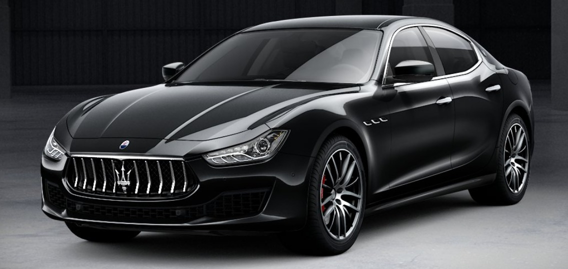 New 2018 Maserati Ghibli S Q4 for sale Sold at McLaren Greenwich in Greenwich CT 06830 1