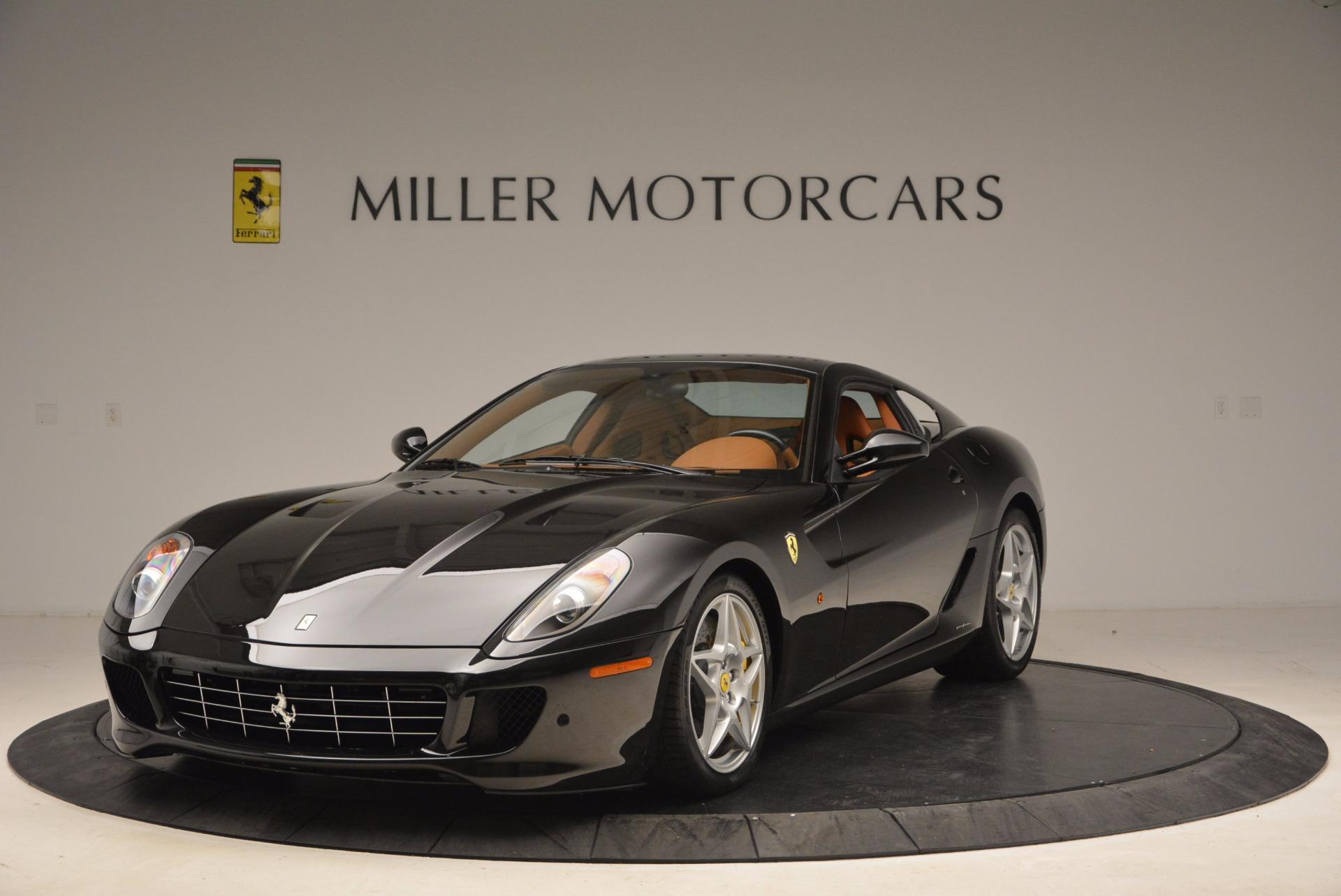 Used 2008 Ferrari 599 GTB Fiorano for sale Sold at McLaren Greenwich in Greenwich CT 06830 1