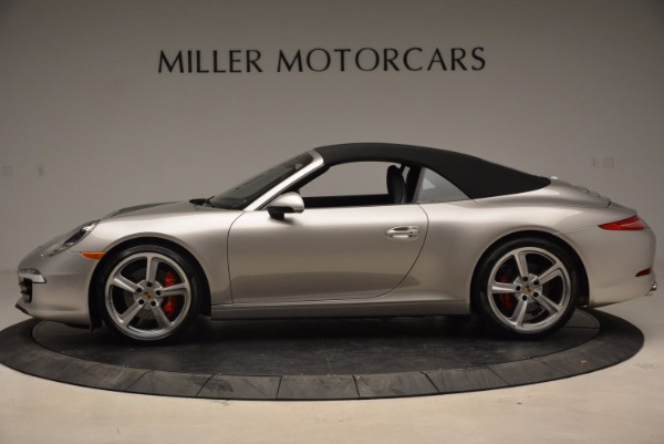 Used 2012 Porsche 911 Carrera S for sale Sold at McLaren Greenwich in Greenwich CT 06830 2