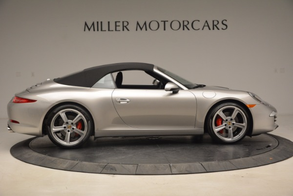 Used 2012 Porsche 911 Carrera S for sale Sold at McLaren Greenwich in Greenwich CT 06830 4