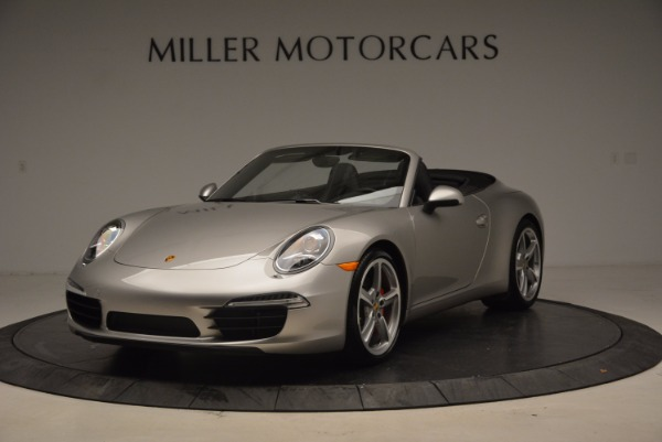 Used 2012 Porsche 911 Carrera S for sale Sold at McLaren Greenwich in Greenwich CT 06830 1