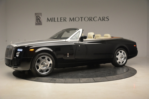 Used 2009 Rolls-Royce Phantom Drophead Coupe for sale Sold at McLaren Greenwich in Greenwich CT 06830 2