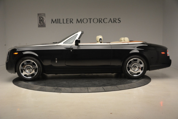 Used 2009 Rolls-Royce Phantom Drophead Coupe for sale Sold at McLaren Greenwich in Greenwich CT 06830 3