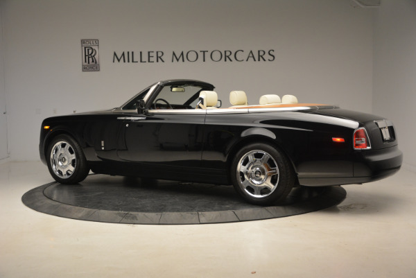 Used 2009 Rolls-Royce Phantom Drophead Coupe for sale Sold at McLaren Greenwich in Greenwich CT 06830 4