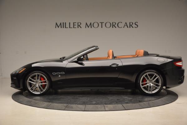 New 2018 Maserati GranTurismo Sport Convertible for sale Sold at McLaren Greenwich in Greenwich CT 06830 3