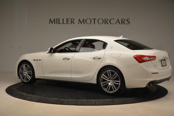 New 2018 Maserati Ghibli S Q4 for sale Sold at McLaren Greenwich in Greenwich CT 06830 3