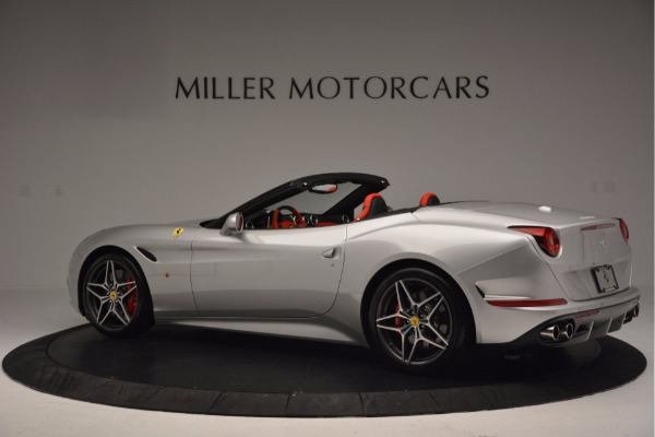 Used 2015 Ferrari California T for sale Sold at McLaren Greenwich in Greenwich CT 06830 4