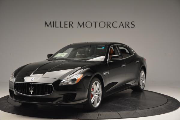 New 2016 Maserati Quattroporte S Q4 for sale Sold at McLaren Greenwich in Greenwich CT 06830 1