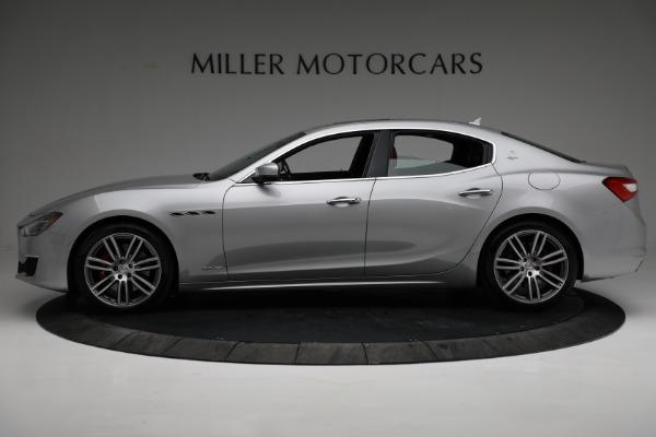 New 2018 Maserati Ghibli S Q4 GranLusso for sale Sold at McLaren Greenwich in Greenwich CT 06830 3
