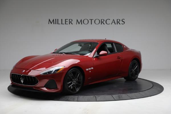 Used 2018 Maserati GranTurismo Sport for sale $94,900 at McLaren Greenwich in Greenwich CT 06830 2