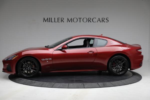 Used 2018 Maserati GranTurismo Sport for sale $94,900 at McLaren Greenwich in Greenwich CT 06830 3