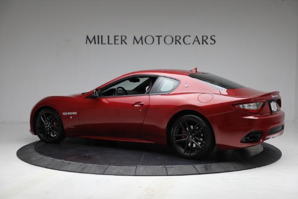 Used 2018 Maserati GranTurismo Sport for sale $94,900 at McLaren Greenwich in Greenwich CT 06830 4