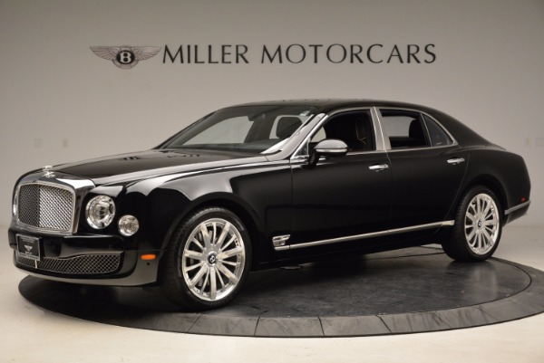 Used 2016 Bentley Mulsanne for sale Sold at McLaren Greenwich in Greenwich CT 06830 3