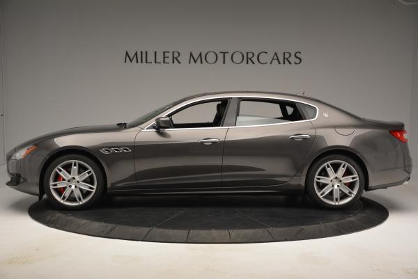 New 2016 Maserati Quattroporte S Q4 for sale Sold at McLaren Greenwich in Greenwich CT 06830 4