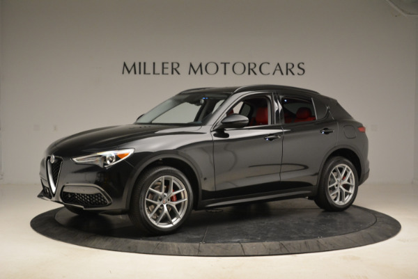 New 2018 Alfa Romeo Stelvio Sport Q4 for sale Sold at McLaren Greenwich in Greenwich CT 06830 2