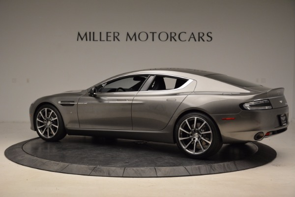 Used 2017 Aston Martin Rapide S Sedan for sale Sold at McLaren Greenwich in Greenwich CT 06830 4