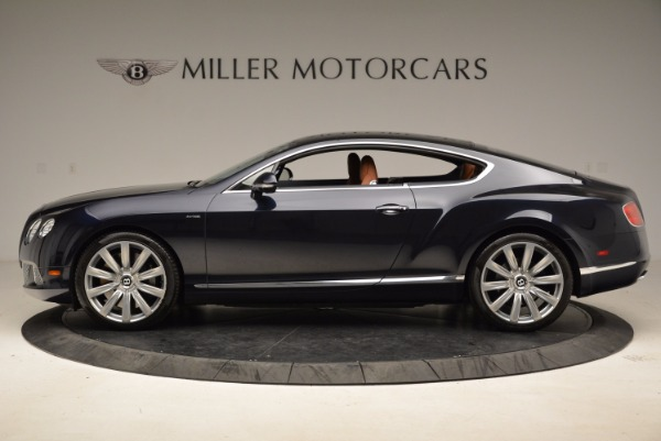 Used 2014 Bentley Continental GT W12 for sale Sold at McLaren Greenwich in Greenwich CT 06830 3