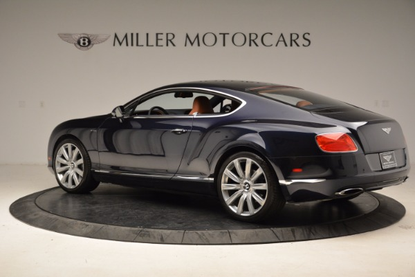 Used 2014 Bentley Continental GT W12 for sale Sold at McLaren Greenwich in Greenwich CT 06830 4