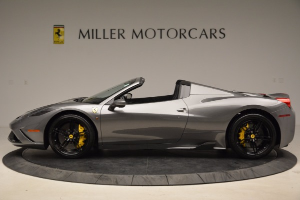 Used 2015 Ferrari 458 Speciale Aperta for sale Sold at McLaren Greenwich in Greenwich CT 06830 3