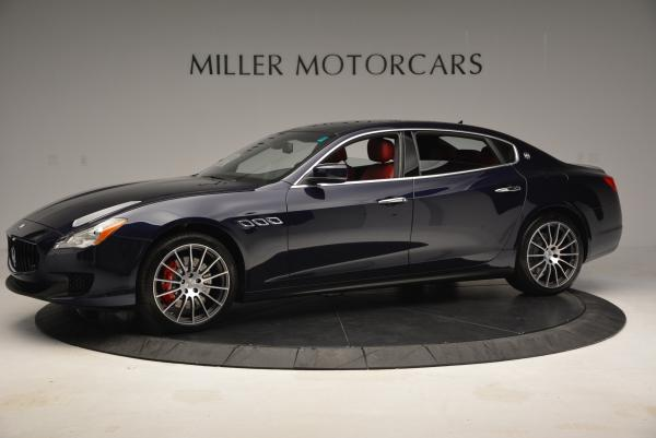 New 2016 Maserati Quattroporte S Q4  *******      DEALER'S  DEMO for sale Sold at McLaren Greenwich in Greenwich CT 06830 3