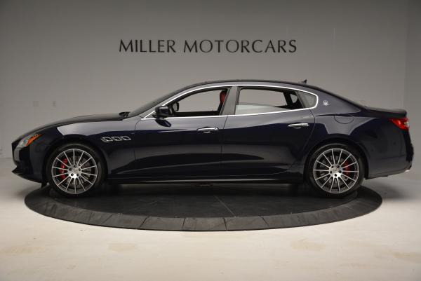 New 2016 Maserati Quattroporte S Q4  *******      DEALER'S  DEMO for sale Sold at McLaren Greenwich in Greenwich CT 06830 4