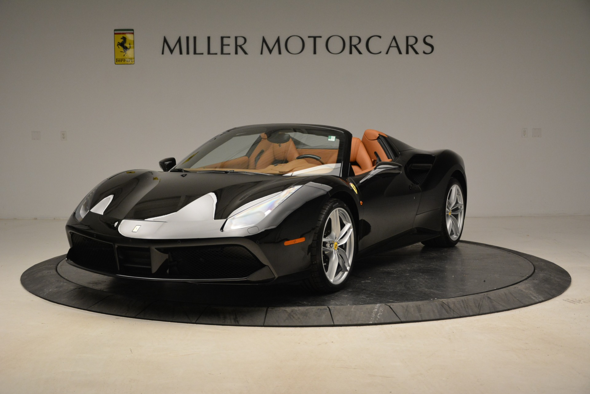 Used 2017 Ferrari 488 Spider for sale Sold at McLaren Greenwich in Greenwich CT 06830 1