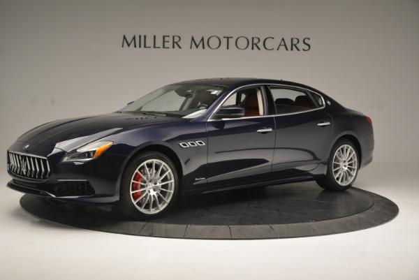 New 2018 Maserati Quattroporte S Q4 GranLusso for sale Sold at McLaren Greenwich in Greenwich CT 06830 2