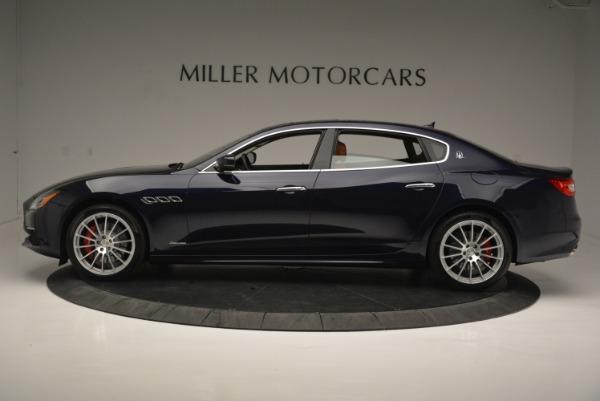 New 2018 Maserati Quattroporte S Q4 GranLusso for sale Sold at McLaren Greenwich in Greenwich CT 06830 3
