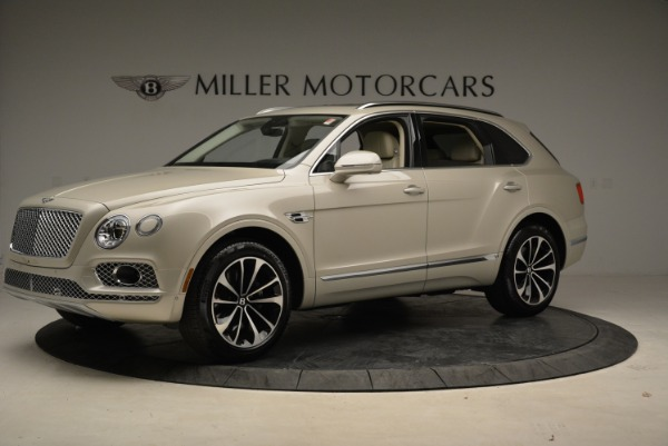 New 2018 Bentley Bentayga Signature for sale Sold at McLaren Greenwich in Greenwich CT 06830 2