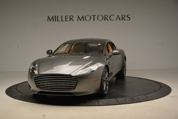 Used 2017 Aston Martin Rapide S Sedan for sale Sold at McLaren Greenwich in Greenwich CT 06830 2