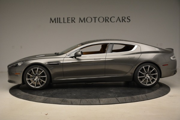 Used 2017 Aston Martin Rapide S Sedan for sale Sold at McLaren Greenwich in Greenwich CT 06830 3