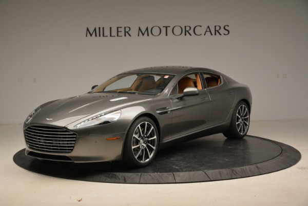 Used 2017 Aston Martin Rapide S Sedan for sale Sold at McLaren Greenwich in Greenwich CT 06830 1