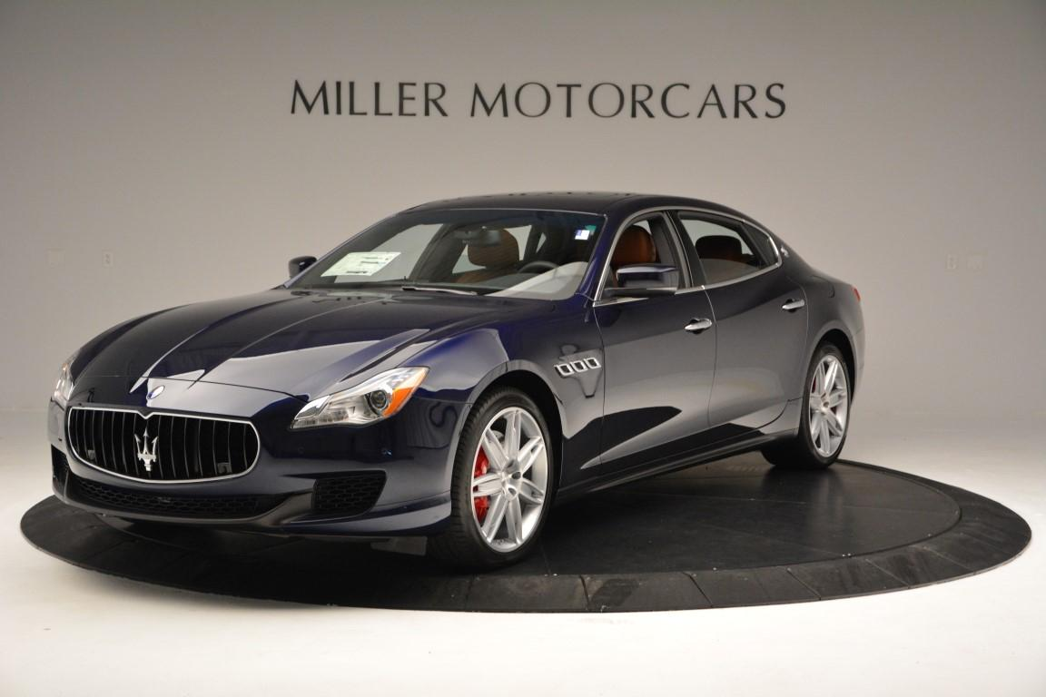 New 2016 Maserati Quattroporte S Q4 for sale Sold at McLaren Greenwich in Greenwich CT 06830 1