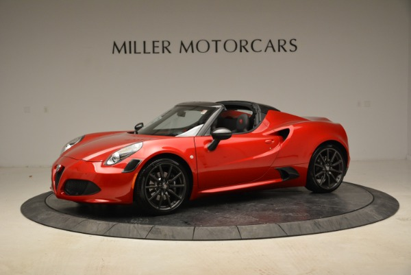 New 2018 Alfa Romeo 4C Spider for sale Sold at McLaren Greenwich in Greenwich CT 06830 4