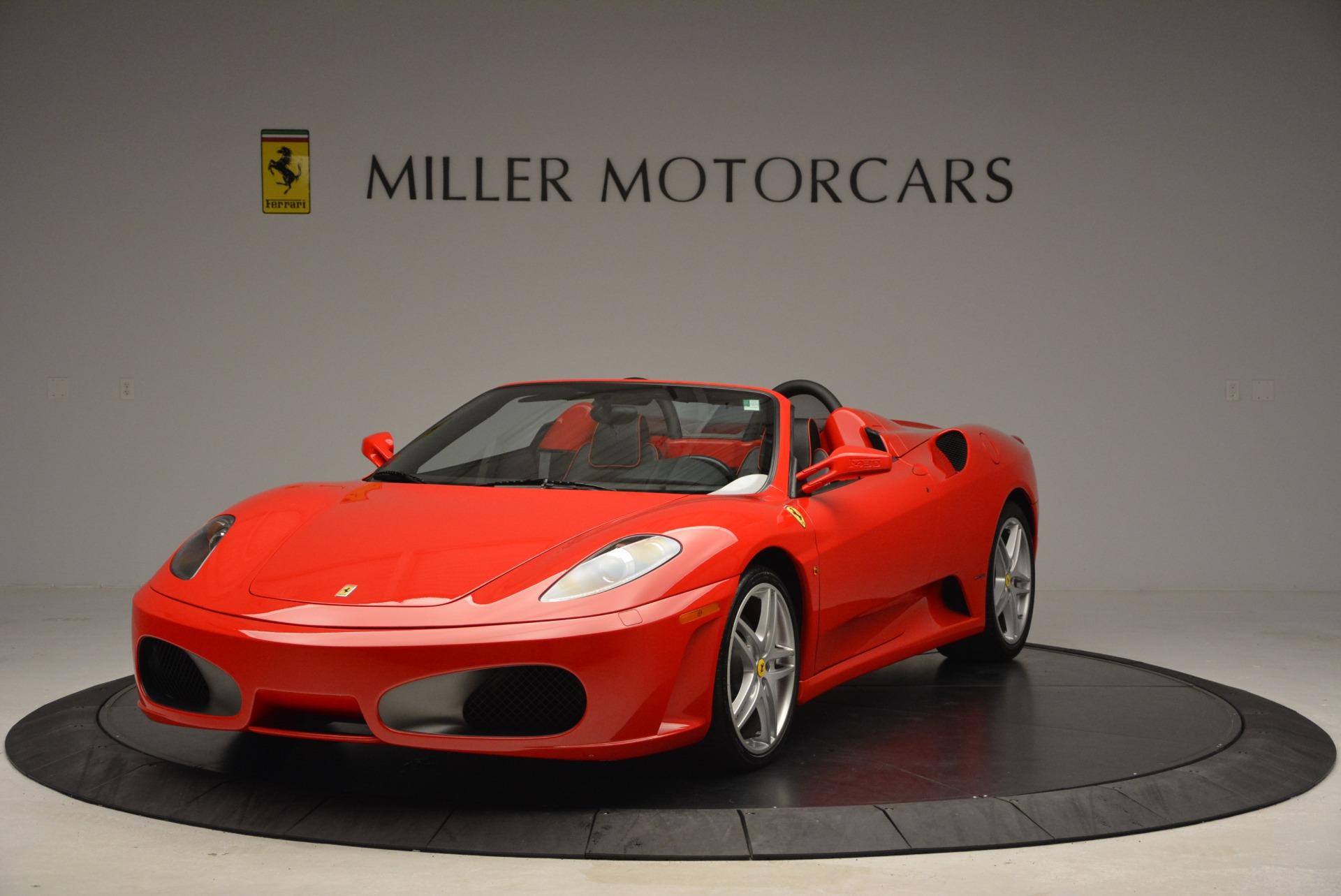 Used 2006 Ferrari F430 SPIDER F1 Spider for sale Sold at McLaren Greenwich in Greenwich CT 06830 1