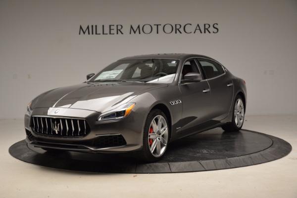 New 2018 Maserati Quattroporte S Q4 GranLusso for sale Sold at McLaren Greenwich in Greenwich CT 06830 1