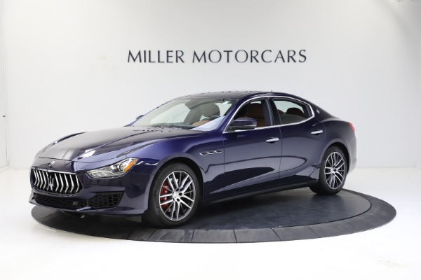 Used 2018 Maserati Ghibli S Q4 for sale $53,900 at McLaren Greenwich in Greenwich CT 06830 2