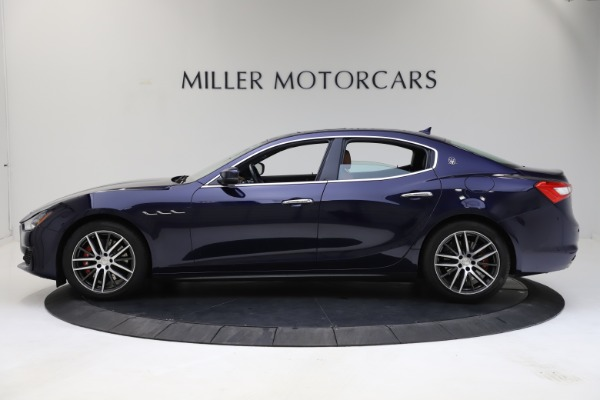 Used 2018 Maserati Ghibli S Q4 for sale $53,900 at McLaren Greenwich in Greenwich CT 06830 3